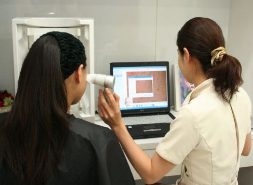 1st肌診断