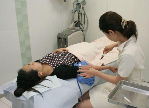1st血液検査